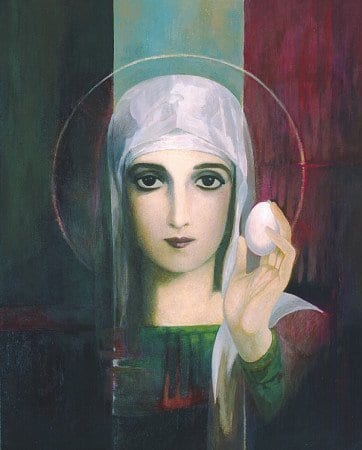 Mary Magdalene(via